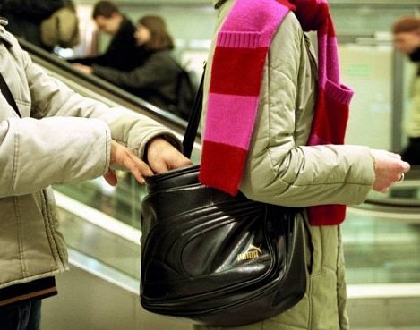 Atenție la bunurile personale, în timpul cumparaturilor