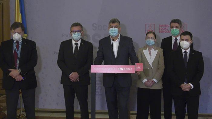 Marcel Ciolacu: PSD nu merge la consultările cu preşedintele Klaus Iohannis (video)