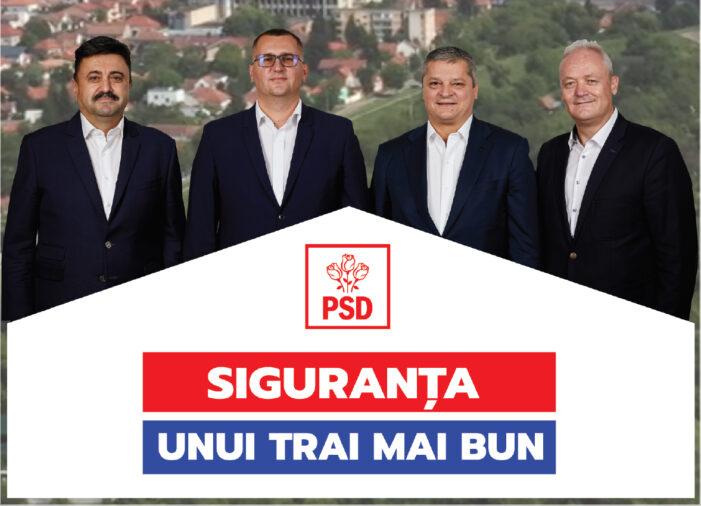 Viitorii parlamentari PSD, vocea sătmarenilor în Parlamentul României