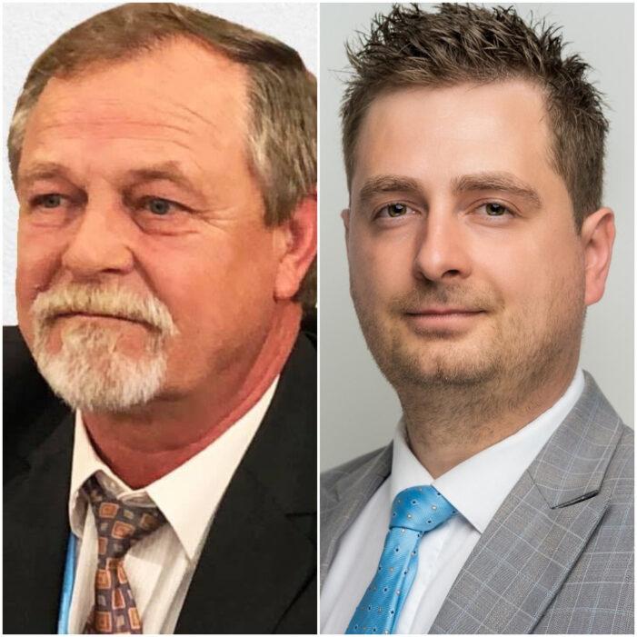 Ioan Rus și Valer Beșeni sunt noii vicepresedinti ai Consiliului Judetean Satu Mare