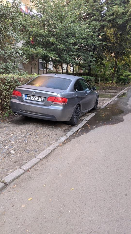 I-au furat BMW-ul. Proprietarul ofera recompensa ! (Foto)