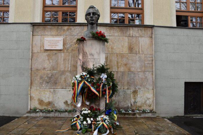 Mihai Eminescu, omagiat la Satu Mare (Foto)