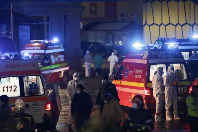 A fost declanșat Planul Roșu. 4 morți și peste 100 de pacienți transferati ! (Foto)