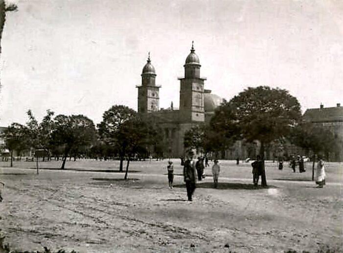 Asa arata centrul Satmarului, cu mai bine de 100 de ani in urma (Foto)