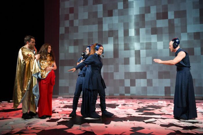 """Spectacol """"De la Km.0"""", duminică 31 ianuarie, în Sala Mare a Teatrului de Nord"""