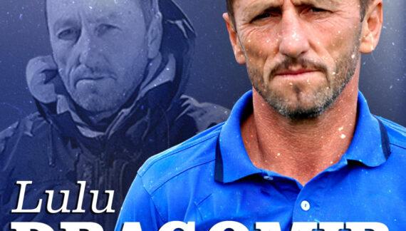 """""""Lulu"""" Dragomir este noul antrenor al Olimpiei"""