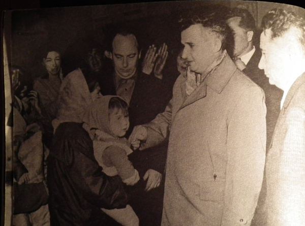 Nicolae Ceausescu a vizitat si judetul Satu Mare. Azi ar fi implinit 103 ani (Foto)