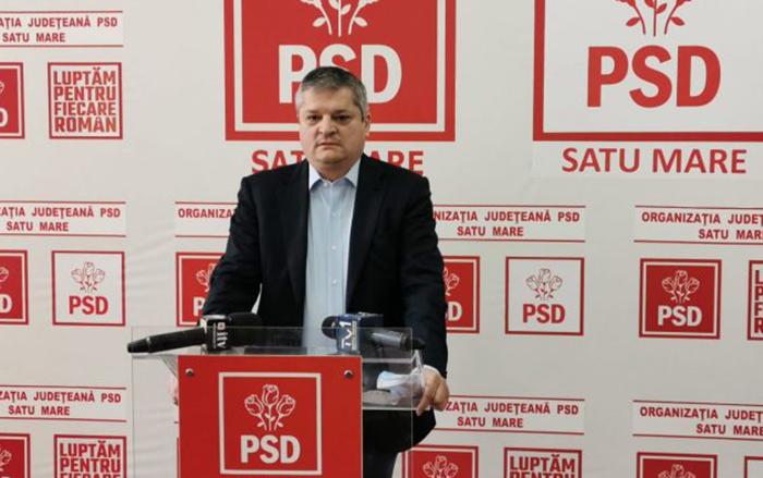 Deputatul PSD Radu Cristescu cere demisia primarului Kereskenyi Gabor