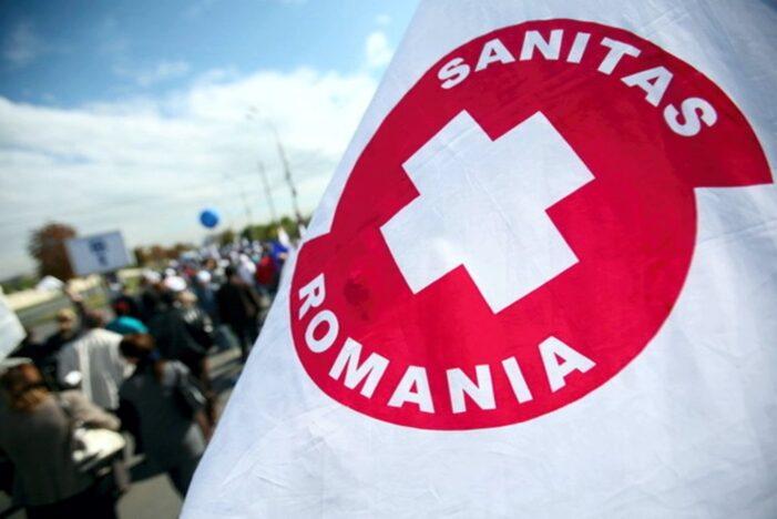 Sindicaliștii Sanitas vor picheta Instituția Prefectului în data de 12 ianuarie
