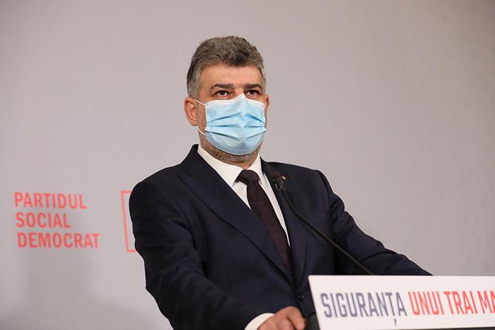 Marcel Ciolacu: În prima săptămână de guvernare noua putere a dat deja cinci ţepe uriaşe românilor