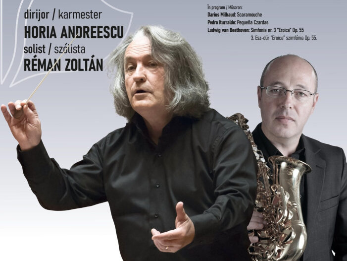 Cvartet de saxofoane, în concert la Satu Mare