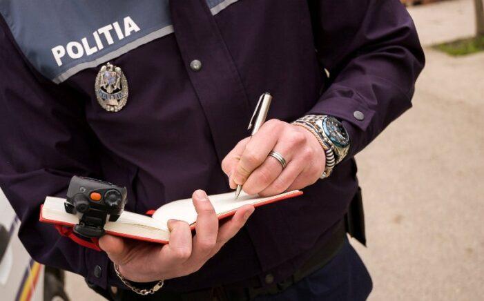 Sporuri de până la 7,5% din salariu pentru polițiști