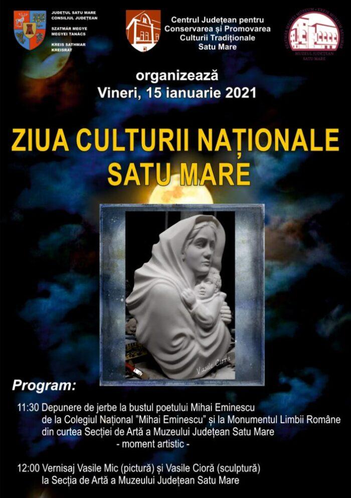 """Manifestari dedicate """"Zilei Culturii Nationale"""""""