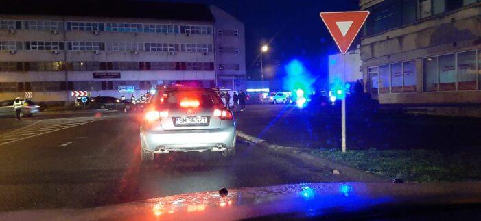 Accident. Un sofer a facut infarct la volan ! A murit ! (Foto)