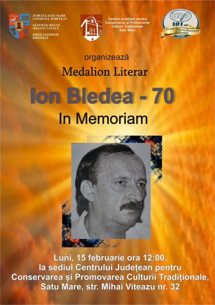 In Memoriam Ion Bledea