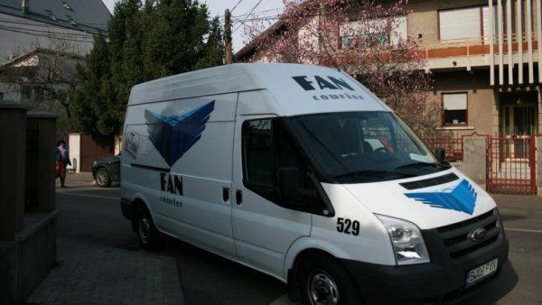 Afacerile FAN Courier au depășit 1 miliard de lei în 2020