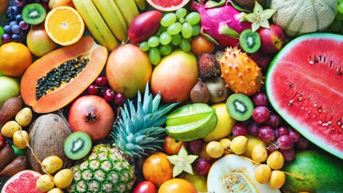 Fructele care te ajuta sa slabesti