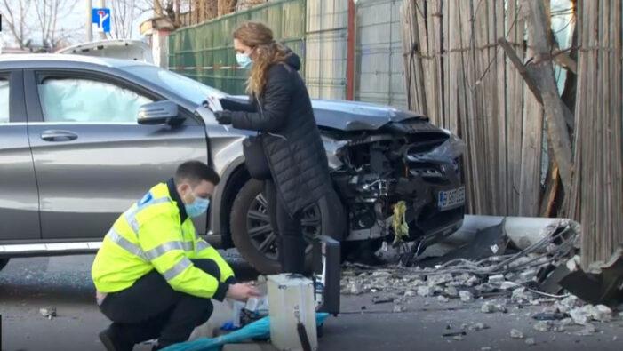 Accident grav ! Doua fete au murit !