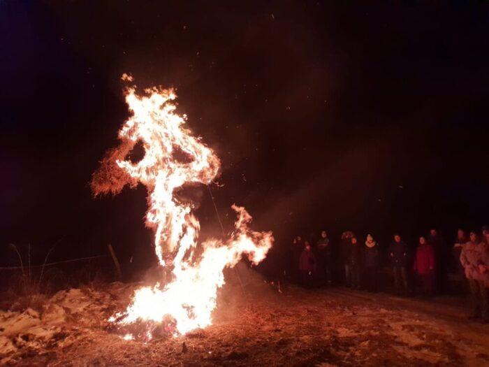 Funka la Ardud. Singurul loc din țară unde se mai păstrează această tradiție ! (Foto)