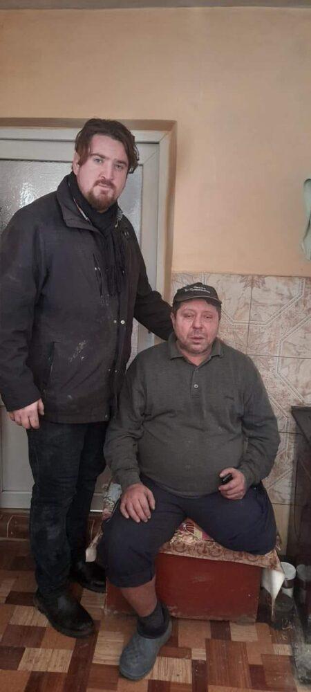 Un barbat din Cuta a ramas fara casa, in urma unui incendiu. Are nevoie de ajutor