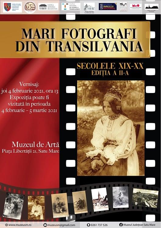 Mari fotografi din Transilvania. Secolele 19-20