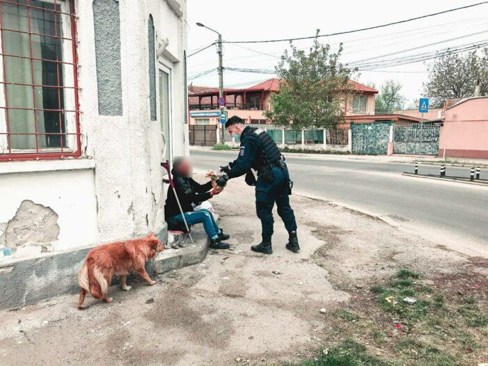 Jandarm din Satu Mare, exemplu national ! Ce a facut ? (Foto)
