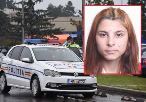 O adolescenta a dispărut de acasa. Este căutata și în judetul Satu Mare (Foto)