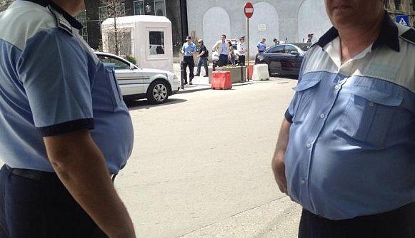 Polițiștii supraponderali vor fi dați afară