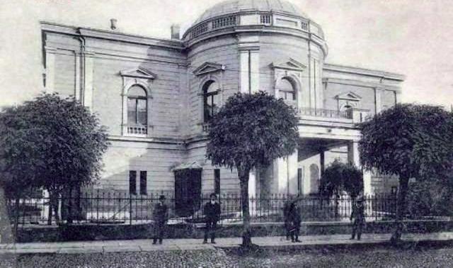 Zona actualului Teatru de Nord, cu peste 100 de ani în urma (Foto)