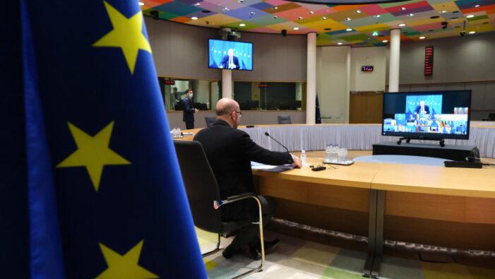 Liderii UE au decis să mențină restricțiile asupra vieții publice și a liberei circulații