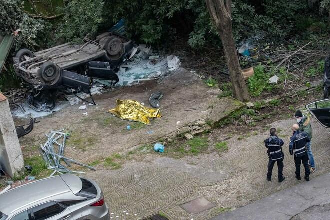 Un roman a murit într-un accident în Italia (Foto)