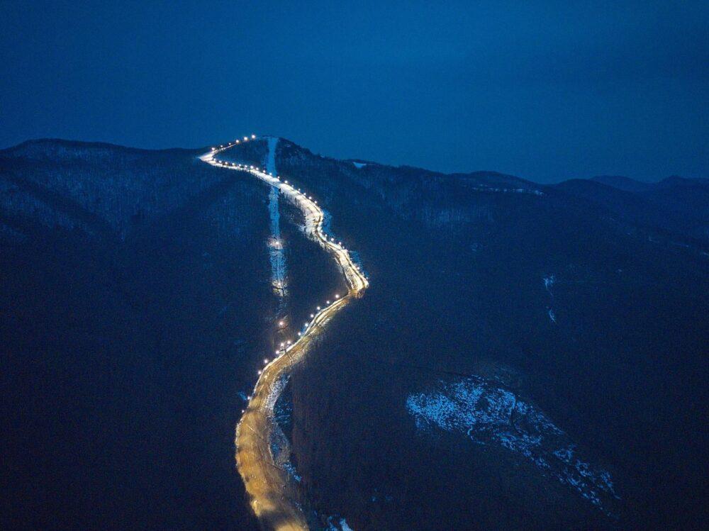 "Așa se vede din Ceruri ""Zidul Chinezesc"" de Satu Mare (Foto)"
