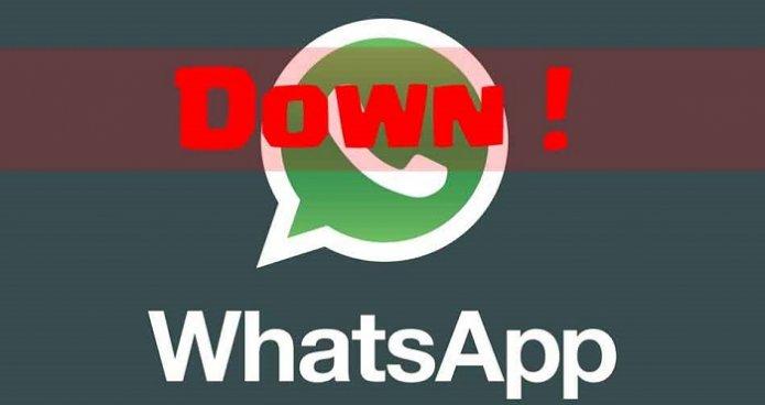 Whatsapp a căzut în toată lumea