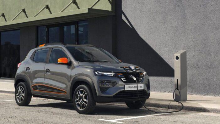 Peste 1500 de comenzi pentru Dacia Spring, în primele patru ore de la lansare
