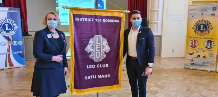 """Organizatia LEO Omega Satu Mare, """"resuscitata"""". Cine este liderul acesteia ? (Foto)"""
