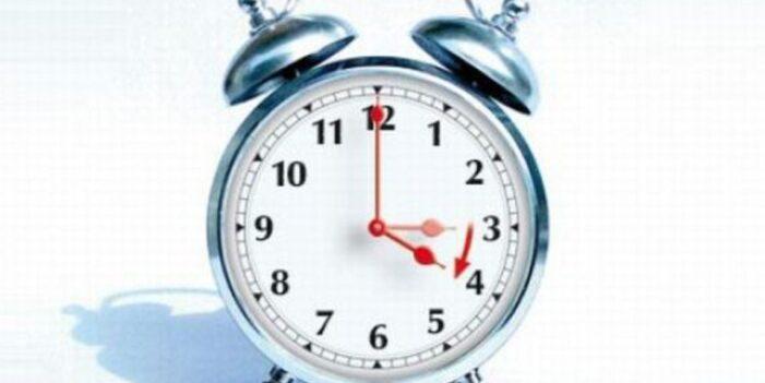 Ora de vara. Când vom da ceasurile cu o oră înainte ?