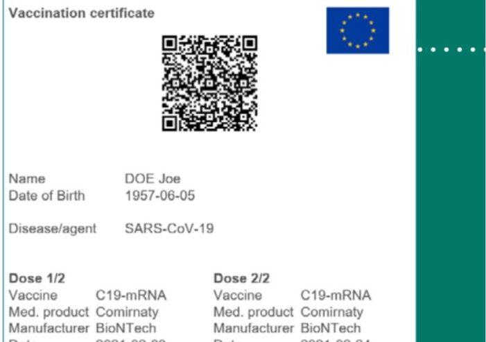 "Oficial: ""Pașaportul COVID"" aprobat în Comisia Europeana"