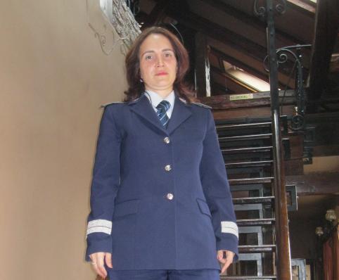 Doliu in Politie ! Simona Sandulescu a decedat !