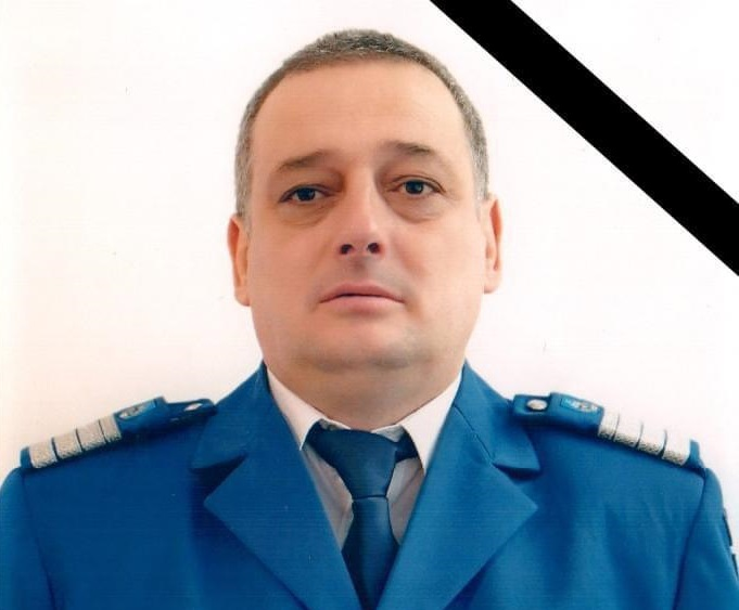 El este jandarmul mort în accidentul din judetul Cluj (Foto)