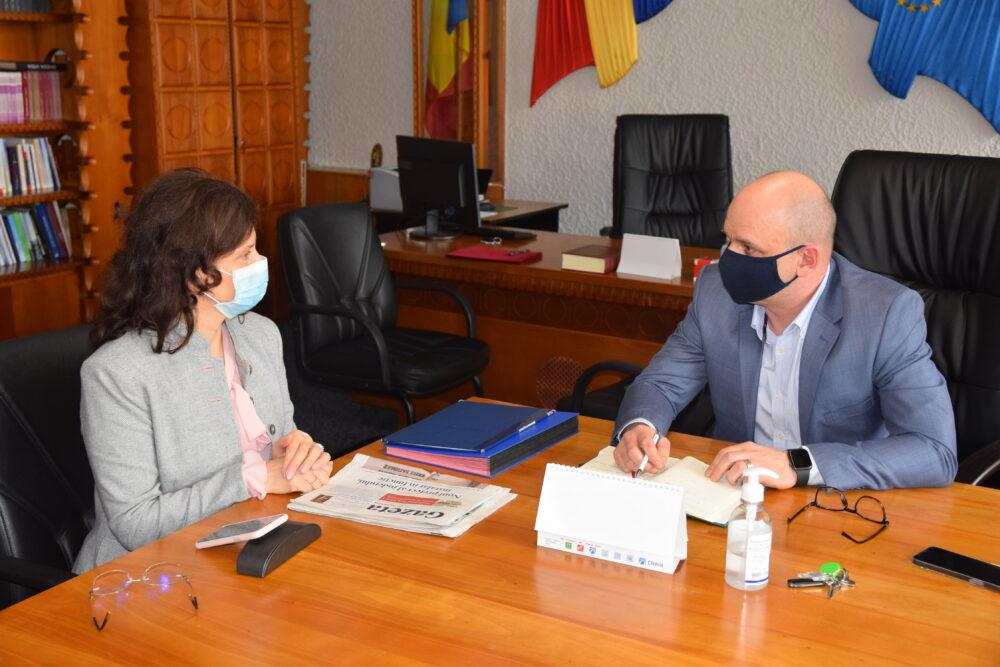 Prefectul vrea 1000 de vaccinari pe zi, in judetul Satu Mare