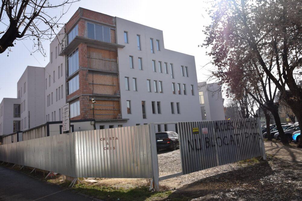 Bani pentru finalizarea lucrarilor la noua clădire a Prefecturii (Foto)