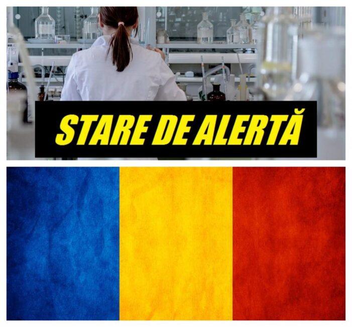 Se prelungește starea de alerta in România !