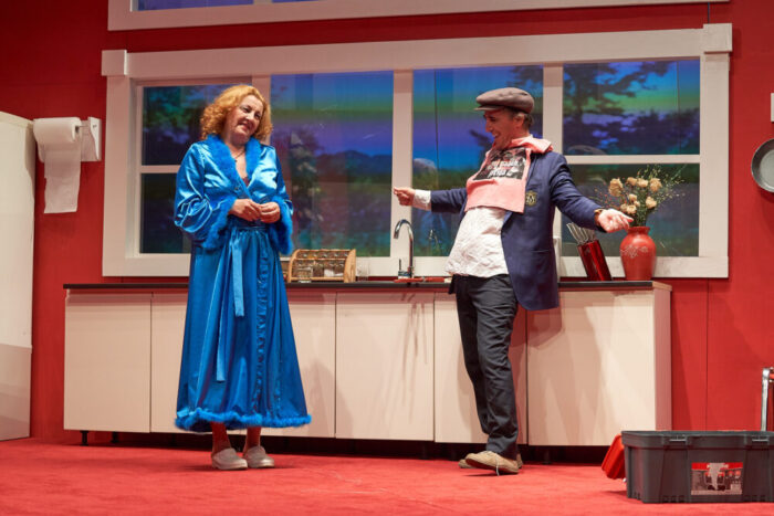 O poveste de iubire, joi la Teatrul de Nord (Foto)
