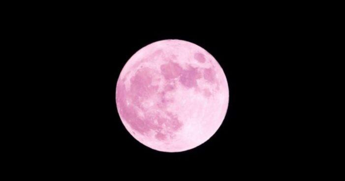 """""""Superluna roz"""", fenomenul astronomic vizibil în această noapte"""