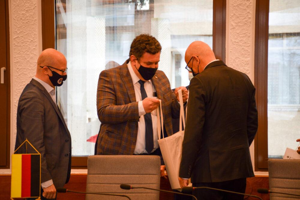 """Pataki Csaba: """"În perioada următoare vom atrage în județ sute de milioane de euro"""""""