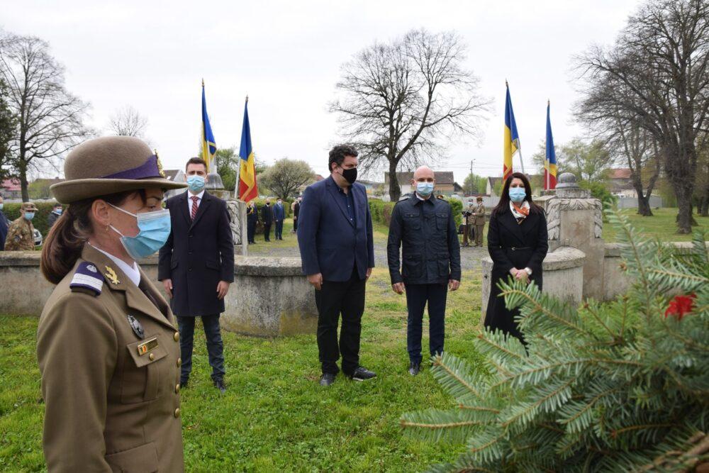 """""""Ziua Veteranilor"""" marcata si la Satu Mare (Foto)"""