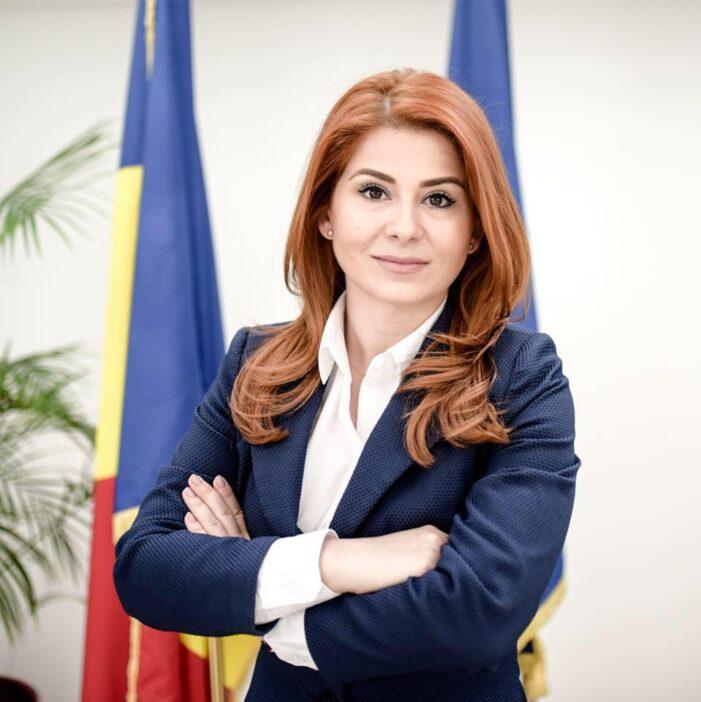 """Ioana Bran despre revolta USR-istilor: """"Mi-ar plăcea însă să ii văd revoltați că nu sunt locuri la ATI"""""""