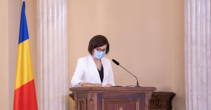 Ioana Mihăilă: Măsurile de relaxare vor începe, dacă pandemia ne permite, de la 1 iunie