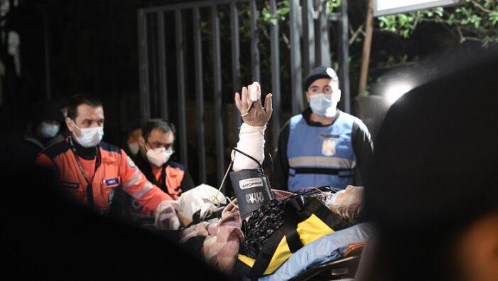 Ministerul Sănătății vrea să se spele pe mâini în cazul evacuarii Spitalului de la Foisor