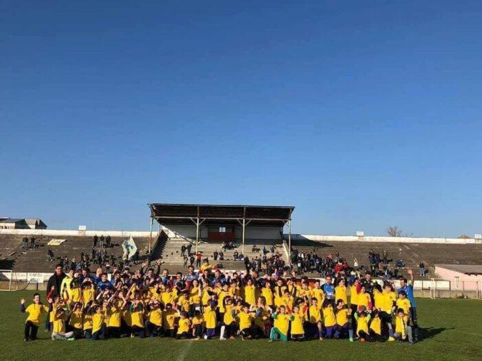 Olimpia Suporterilor isi creaza propria academie de fotbal